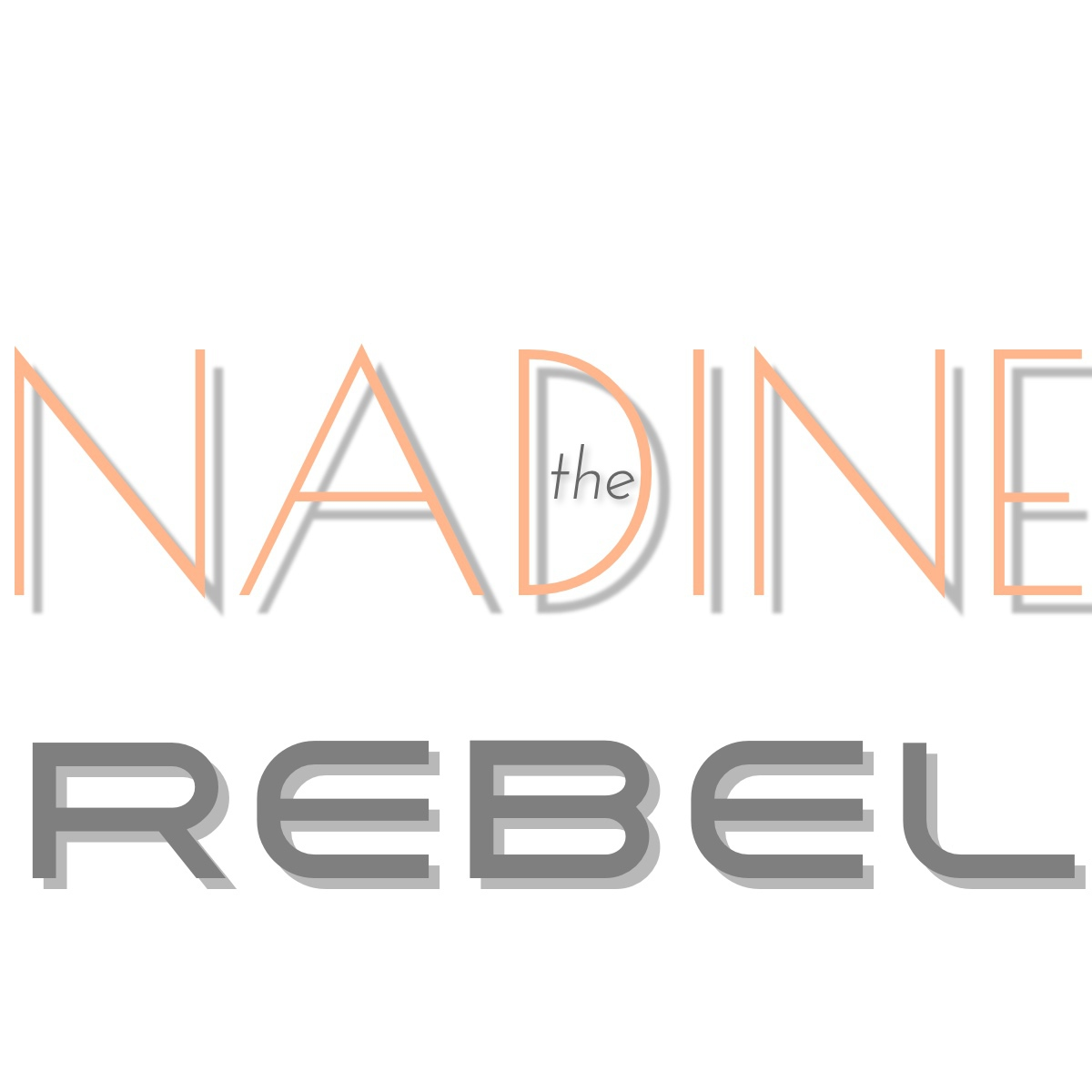Nadine the rebel